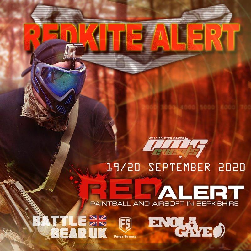 Red-Kite Alert